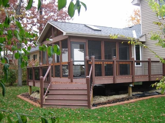 4 season porches google search little house ideas Four season porch plans