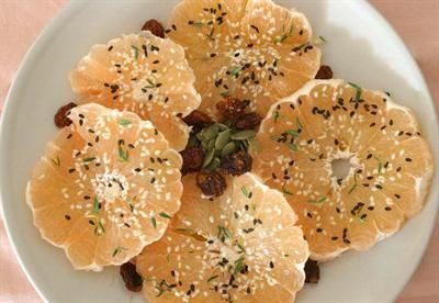 Cardamom Citrus Fruit Salad Recipes — Dishmaps