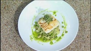 Alaskan Halibut from Salut and the Taste Of Edina