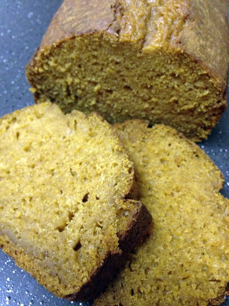 pumpkin bread 3 | Baked goods to try Breads and Rolls | Pinterest