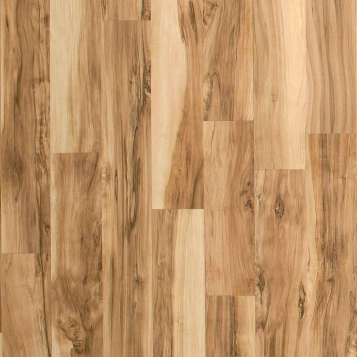 Laminate Wood Flooring Brilliant Maple 8 Mm Thickness X 7