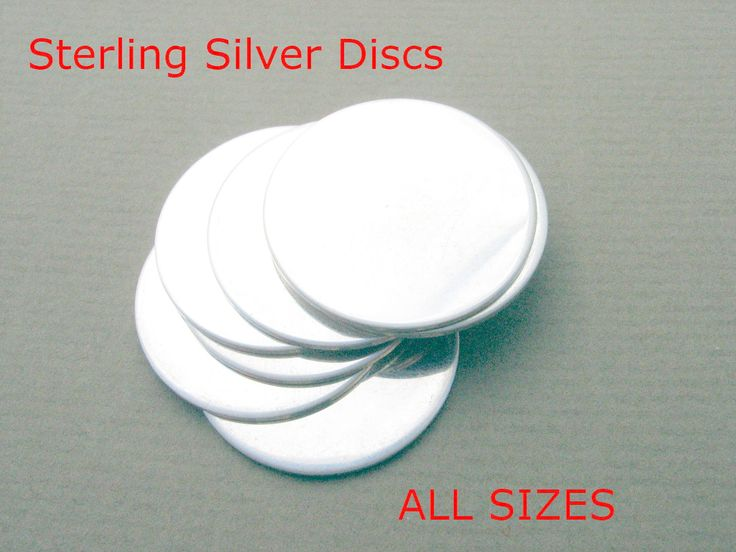 Sterling Silver Jewelry Making Supplies