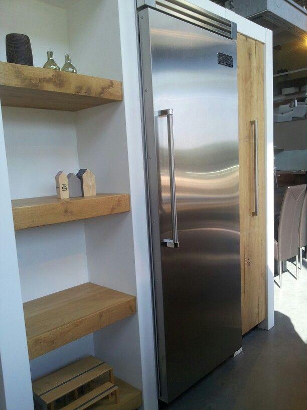 Kastenwand Keuken Te Koop : Pin by Jean-Paul Walker on Houten keukens van JP Walker Pinterest