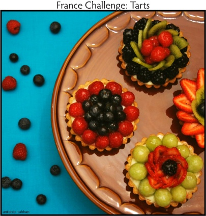 Fruit Tarts | Food - Sweets | Pinterest