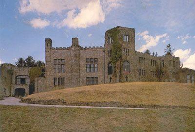 Seely/Overlook Castle (North Carolina)