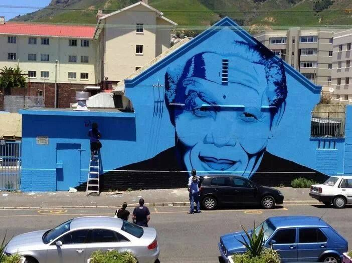 Pin by ker downey africa on we love south africa because for Cape cinema mural