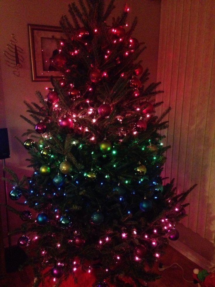 blackrainbow christmas trees - photo #33