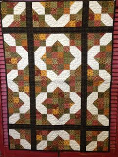 The Quilting Edge: There's More than One Way to Quilt a