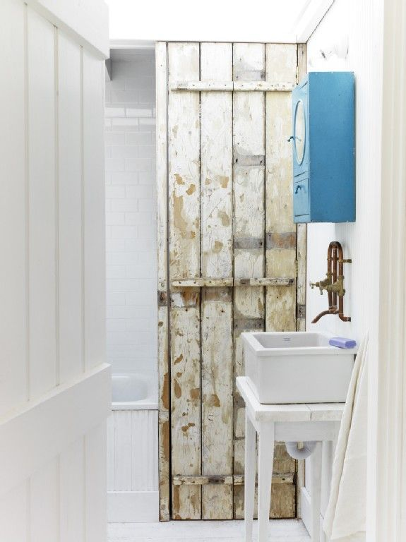 Modern Country Style Bathroom Modern Country Interior