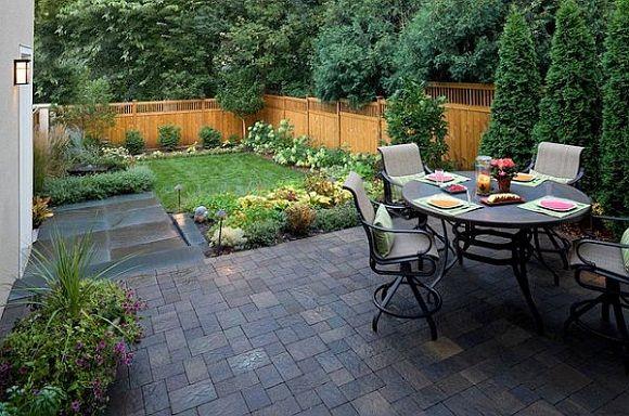 Super small backyard landscaping ideas