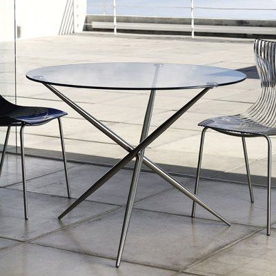 MODLOFT Furniture Luxo Panton Round Dining Table Home Furniture