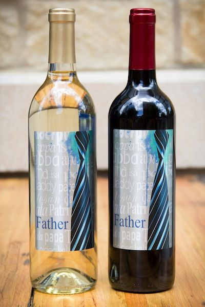 wine for father's day