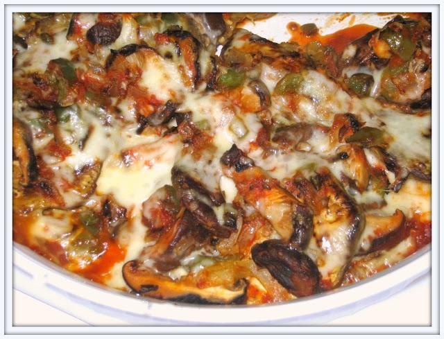 Eggplant Delight | Savory | Pinterest