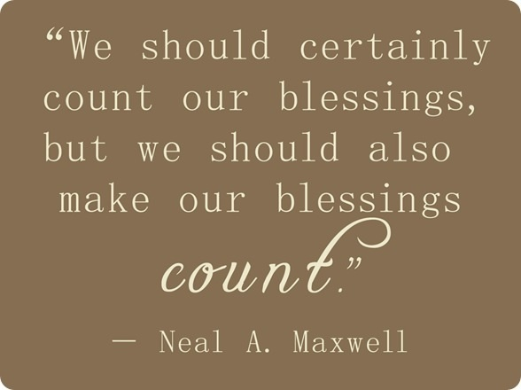 blessings should count quotes pinterest
