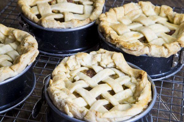 Sausage-Apple-Pies-37 | Pig | Pinterest