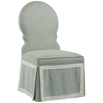 belle meade sadie skirted dining chair $966