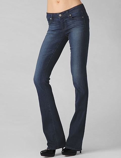 Paige denim s manhattan slim boot in zoe for some reason the laguna