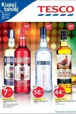 Promocje na alkohole jak zwykle wypasione w Tesco ;-)