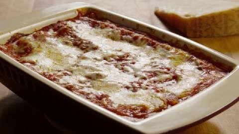 Easy Lasagna I Allrecipes.com | Food Trip | Pinterest