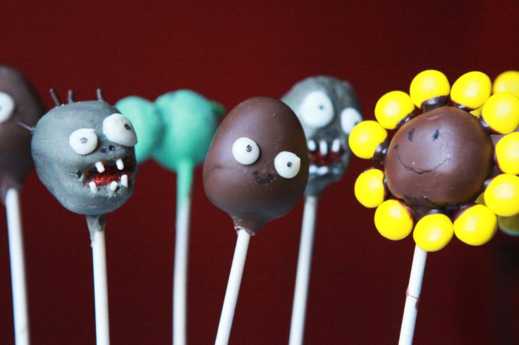 game cake pops - Google Search
