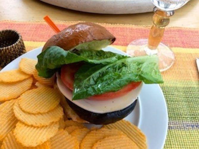SIMPLY 123 ALLERGY FREE: Portobello Cheeseburgers
