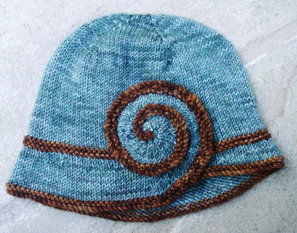 Knitting Pattern Cloche Hat : Pin by Mollie Tyrrell on Knitting Projects Pinterest