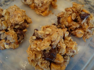 Vegan Maple Nut Chocolate Oat Clusters | To secure my insulin-depende ...