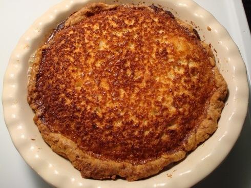 Buttermilk-Lemon Chess Pie | Baxter and Main Recipes | Pinterest