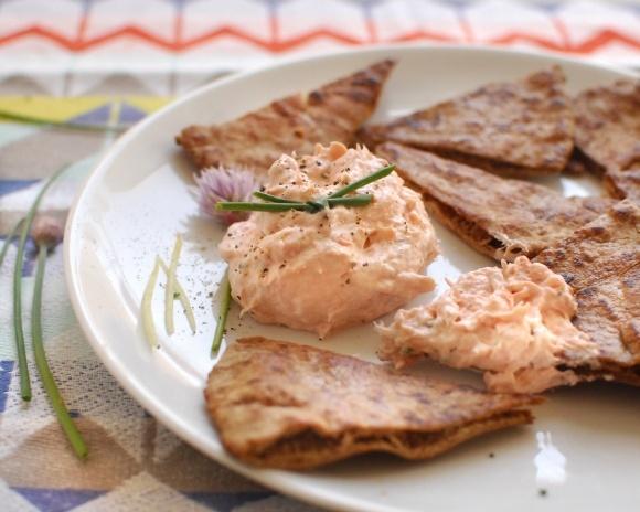 Salmon spread! | Yummy Food | Pinterest