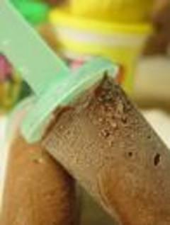 Peanut Butter Pudding Pops | Recipes-snacks | Pinterest