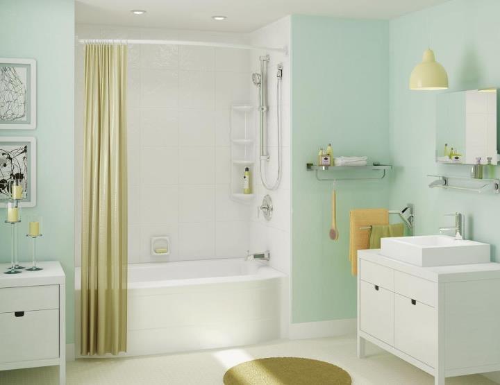 Bath fitter tub bath renno pinterest for Bathroom refitters