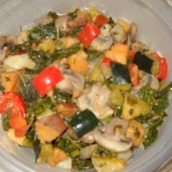 Winter Vegetable Hash Recipe — Dishmaps