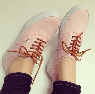 I don't really care for the shoe laces but they're still pretty cute