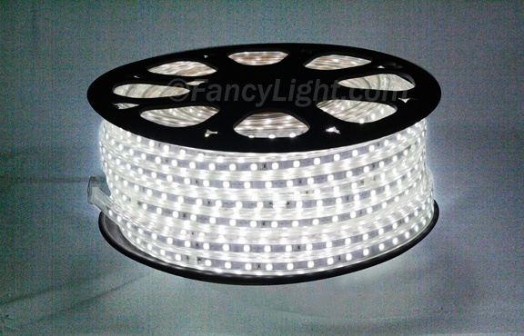120 volt led strip light spool smd 5050 led strip light. Black Bedroom Furniture Sets. Home Design Ideas