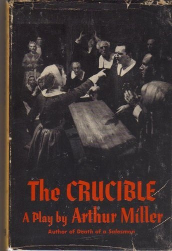 Critical essays on the crucible