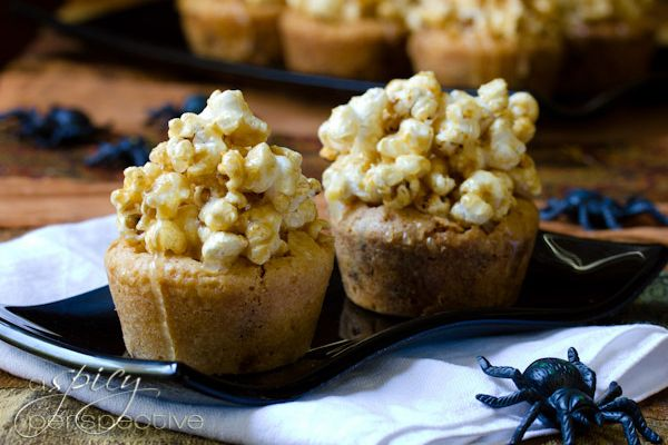 Caramel Corn Blondies Sweet trick of making caramel corn in the ...