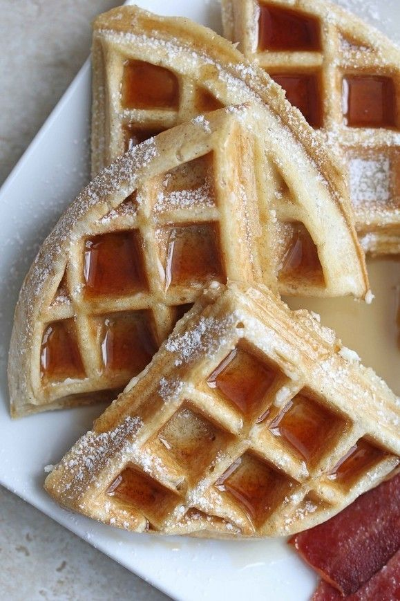 Buttermilk Waffles | Pancakes, Waffles, Etc | Pinterest