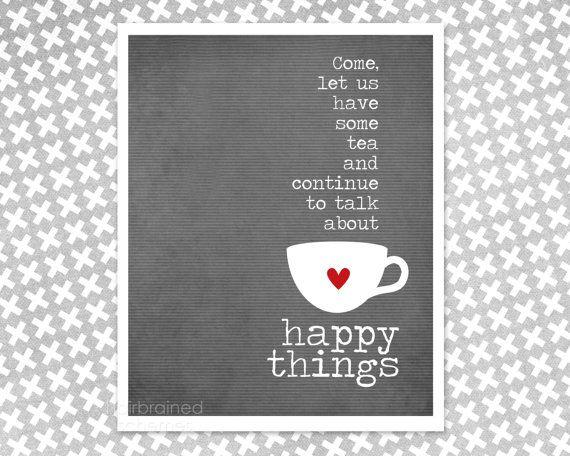 Friendship Tea Sayings : Tea friendship quotes quotesgram