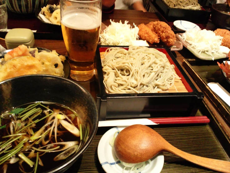 Toshikoshi-Soba | Food&Drink | Pinterest