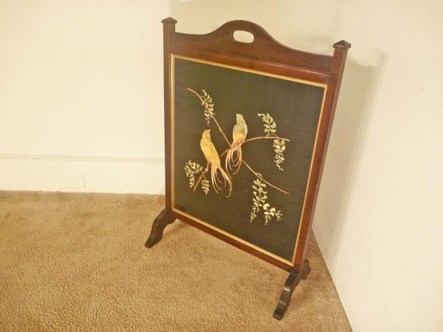 Victorian Fireplace Screen All Things Victorian Pinterest
