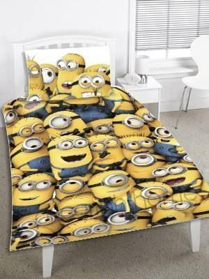 minion bed spread minion obsession pinterest