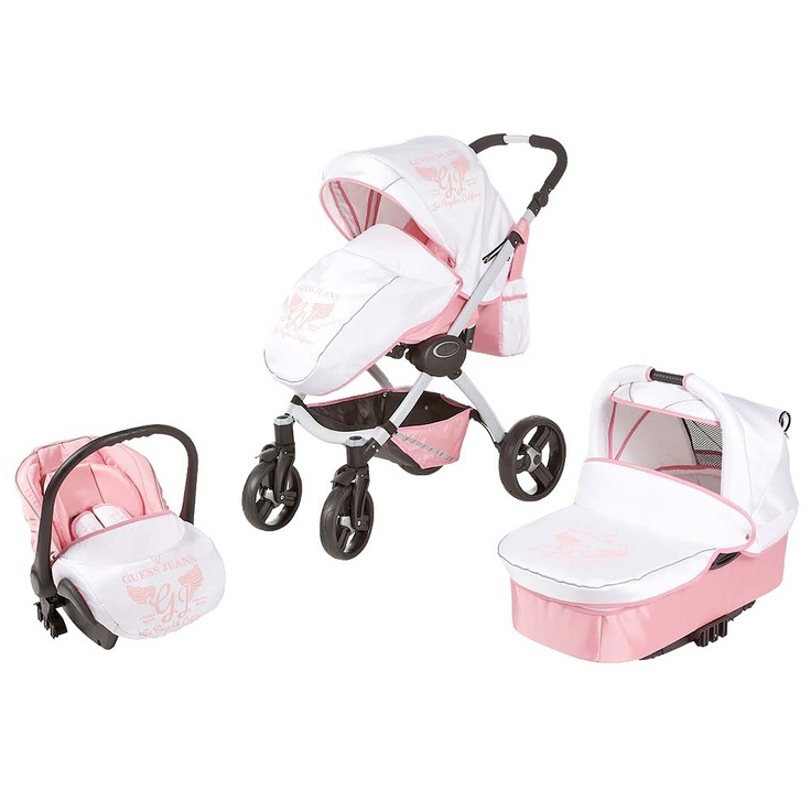 guess baby stroller push chair oh baby pinterest. Black Bedroom Furniture Sets. Home Design Ideas
