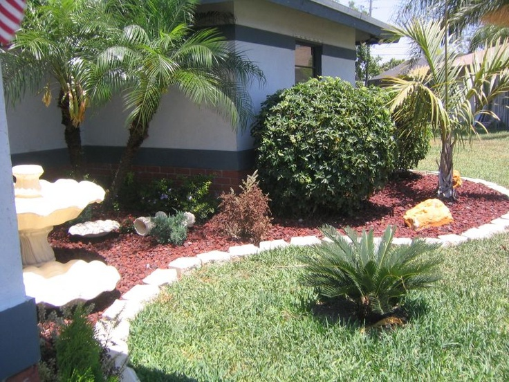 Landscaping Around The House : Landscaping curves around the house yard crashers