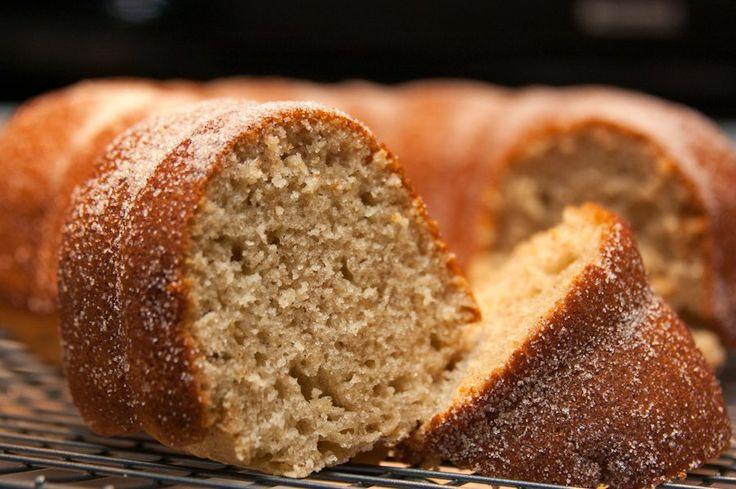 Apple Cider Doughnut Cake | Bibi's Bakes | Pinterest