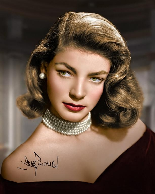 Lauren Bacall Lauren Bacall Photos