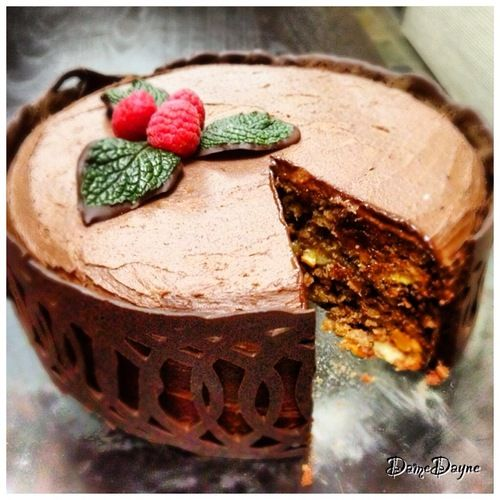 Paleo Fruit Cake | Paleo | Pinterest