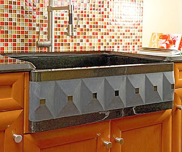 Granite Apron-Front Sink Dream Home Pinterest