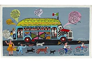Roman Lopez Mexican Folk Art