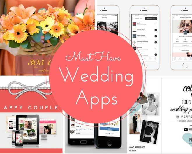 5 Must-Have Apps For Every Bride-to-Be