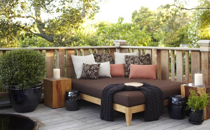 Viewalongtheway Backyard : More like this outdoor beds , beds and decks